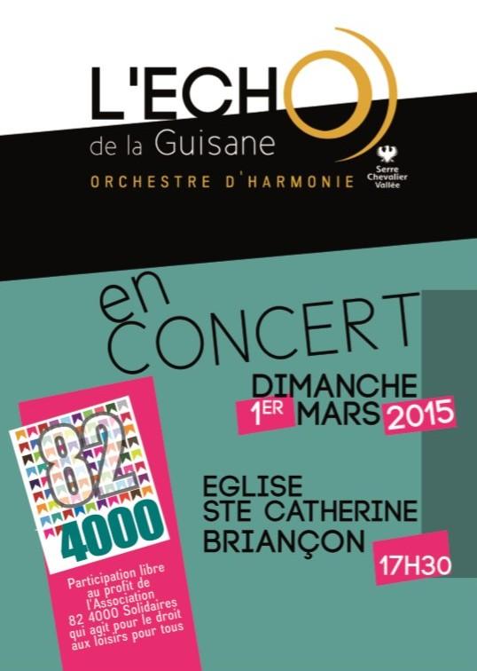 Affiche concert 01-03-2015